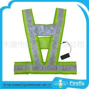 China Safety Clothing,Apparel QB-LED-001 on sale