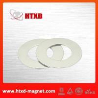 Large cheap radial ring neodymium magnet