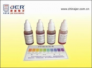 China Water test kit/PH test knit/reagent on sale
