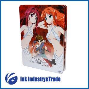 China Tin Box Anime DVD Tin on sale