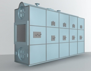 China High temperature smoke heat recovery boiler on sale