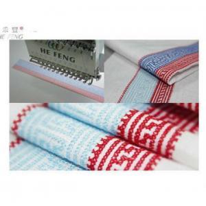 China Cross-stitch Embroidery Single Head embroidery Machine on sale