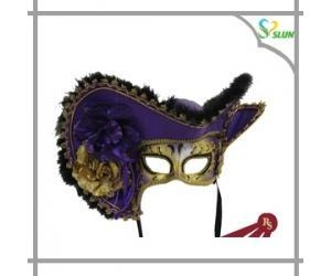 China 2015 express children dance costumes masquerade party mask on sale