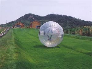 China Zorbing Ball Zorbing Ramp on sale