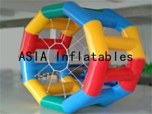 China Water Roller Ball Colorful Inflatable Water Roller, Water Walker on sale