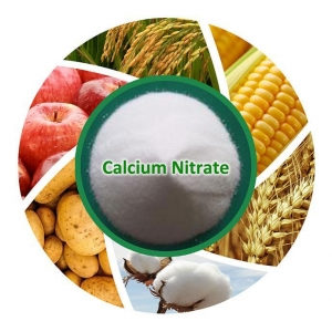 China White Crystal Powder Calcium Nitrate Price on sale