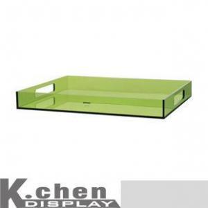China Acrylic POS display KC-D007 acrylic tray on sale