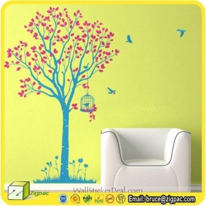China Wall Stickers & Decals Item nursery wall art on sale