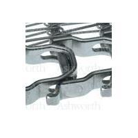 China Spiral & Turn Curve Belts Omni-Pro - Stainless Steel Spiral Conveyor Belt on sale