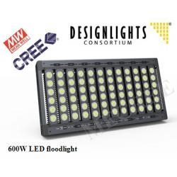 China 700w outdoor electronic billboard light on sale