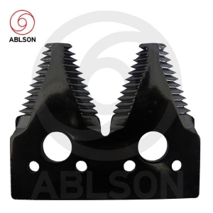 China Combine Harvester and Mower Blade High Quality Knife Section For New Holland 8060 on sale