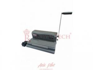 China Semi Electric Spiral Coil Binding Machine - RTSCE49 on sale