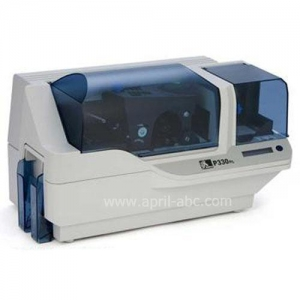 China Card Equipment Zebra P330i card printer on sale