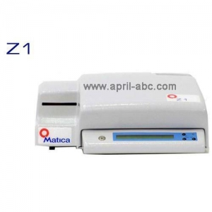 China Card Equipment Z1 MATICA embosser on sale