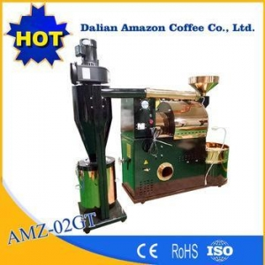 China smart roast coffee roaster 2 kg 2.5 kg barrel coffee roaster for coffee shop using on sale