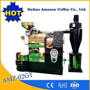 China Shop Coffee Roaster Commercial 2Kg Batch Size Coffee Roaster Machine on sale