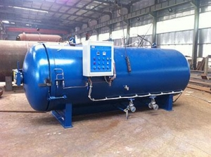 China Rubber Autoclave, Rubber Boiler on sale