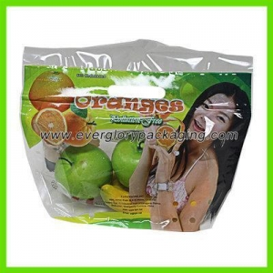 China custom printed fresh fruit bag on sale