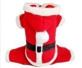 China Christmas Dog Products Dog Clothes on sale