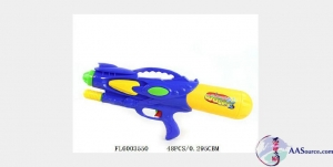 China 49 x 20cm Plastic Water Gun Toy on sale