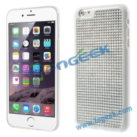 New Arrive Shiny Gel Crystal TPU Skin Case for iPhone 6 Plus