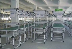 China Lean Pipe Work Table on sale