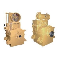 China Diesel Engine Hydraulic Coupling Gear Box Set on sale