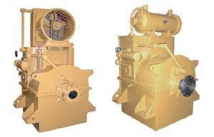 China Diesel Engine Hydraulic Coupling Gear Box Set on sale