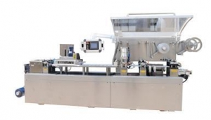 China dpb-250hl Automatic Blister Packing Machine on sale