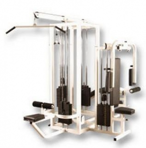 China Power Racks, Multi Gyms Wilder MG-001 4 Way Multi Gym on sale