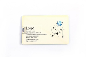 China card shaped usb card on sale