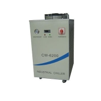 Water Chiller cw6200 water chiller for 200W Semiconductor laser machine