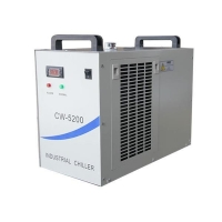 Water Chiller cw5200 water chiller for 100w co2 laser machine