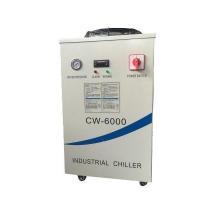 Water Chiller cw6000 water chiller for 100w YAG laser machine