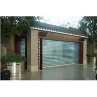 Polycarbonate Roller Shutter Garage Door