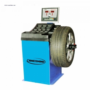 China Computer Full Automatic Wheel Balancer Product No.:CS-332C on sale