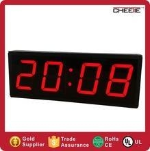 China Best Selling Fancy Design Decorations Sand LED Digital Desk Clock Timers on sale