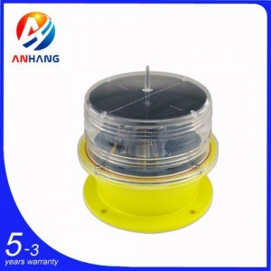 China AH-LS/L Low-intensity Solar-Powered Aviation Obstruction Light on sale