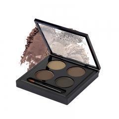 China Brow Powder Kit Naked Natural Eyebrow Powder on sale