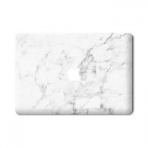 China white marble textures of the surface for macbook pro marble case on sale