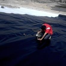 China HDPE Pond Geomembrane Liner on sale