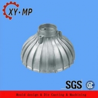 China light-parts Hot sales chrome aluminum plate LED lights on sale
