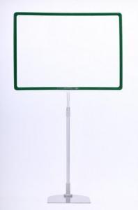 China Display stands and Frames Supermarket Sign Holder for Various POP Frames on sale