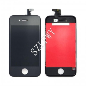 China for iphone4s lcd display screen digitizer assembly black on sale