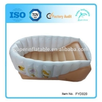 Environment Protection Portable Foldable Inflatable New Born Baby Bath Tub
