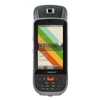 Best Multifunction UHF Fingerprint Reader 2d Barcode Scanner for Android and Windows CE Mobile