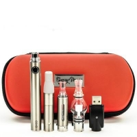 China Evod 3in1 Dry Herb Herbal Wax Vaporizer Pen with 1100Mah battery Variable Voltage on sale