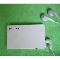 China Mini Radio promotional gifts Slim FM Auto Scan Radio in card shape on sale