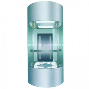 China Elevator Full Collective Selective Sightseeing Elevator on sale
