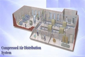 China Compressed Air Distribution System on sale